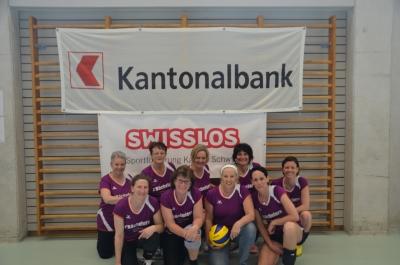 Die Sieger in der Kat. Fun: Volley KTV Muotathal